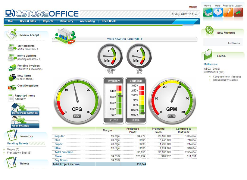 Forex back office software