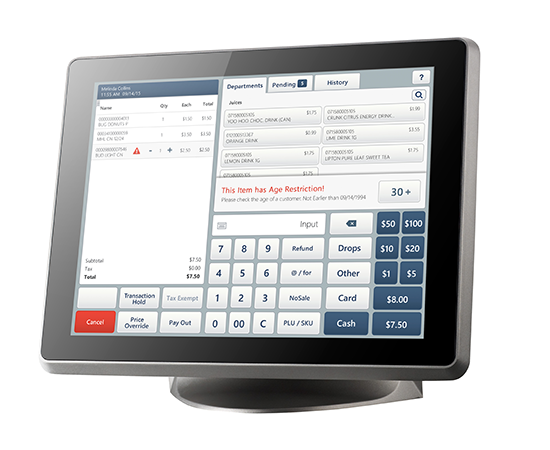 Smartpos The Right Point Of Sale System For Retail